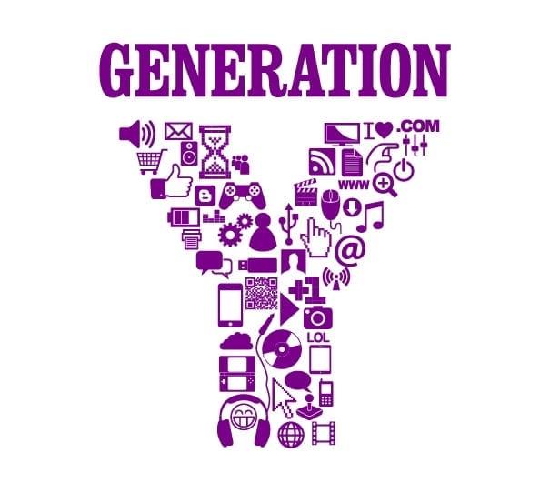 illustration génération Y